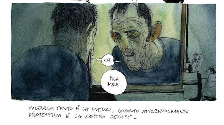 Una storia, Gipi, Coconino Press
