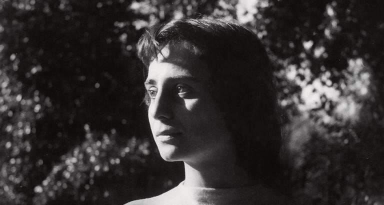Goliarda Sapienza en 1949.