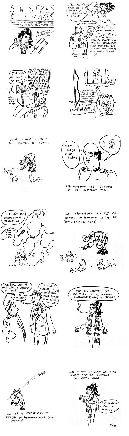 Sinistres élevages - YaK version corrigée