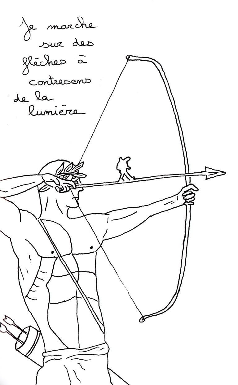 """Poème """"Je marche"""" de Kenny Ozier Lafontaine. Page n°5.jpg"""