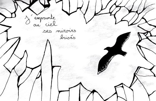 """Poème """"Je marche"""" de Kenny Ozier Lafontaine. Page n°6.jpg"""