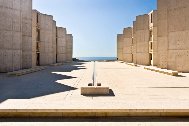 salk plaza axis
