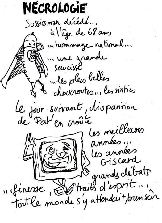 Un dessin de Michel Carton